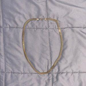 Men's 6mm 30 Inch Gold Chain